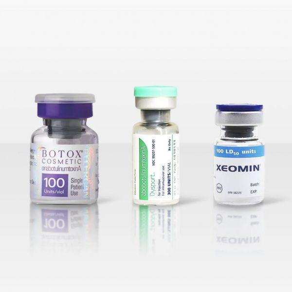 Botuliinitoksiini süstid
